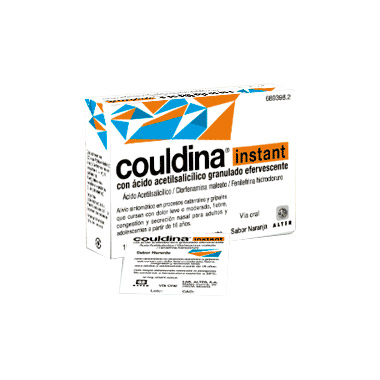 Imagen del producto COULDINA INSTANT 10 SOBRES EFERVESCENTES