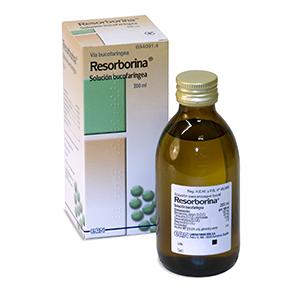 Imagen del producto RESORBORINA (SOLUCION TOPICA 200 ML)
