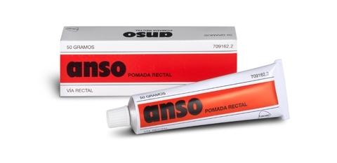 Imagen del producto ANSO POMADA 50 G